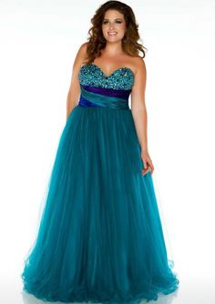 2015 Floor Length Purple Sweetheart Lace Up Tulle Crystals Sleeveless Ball Gown Homecoming / Plus Size Dresses Fabulouss 76440