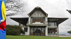 construcciones Bambú del Arquitecto colombiano Simón Vélez