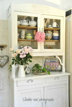 Shabby soul: My Kitchen and something about me - i love her style