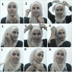 .@zahratuljannah | Sebetulnya #hijabtutorial ini udah banyak dibuat, tapi berhubung banyak yang ... | Webstagram - the best Instagram viewer