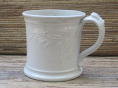 Antique 1863 J. Wedgwood Ironstone China by RedoneAndVintage, $65.00