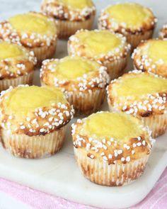 Mat o bak Pastry Recipes, Baking Recipes, Dessert Recipes, Desserts, Swedish Recipes, Sweet Recipes, Sweet Bakery, Tasty, Yummy Food