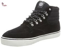 Element Element Topaz C3 Mid A Herren Sneakers, Sneakers Basses Homme - Noir (black Charcoal 1818), 42 EU - Chaussures element (*Partner-Link)