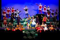 Grade 8 Musical: Alice in Wonderland, Jr.