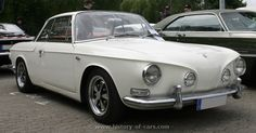1962 VW Karmann Ghia (Type 34)