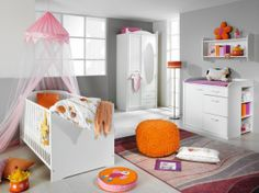 Amazing Babyzimmer LILLY euro roller