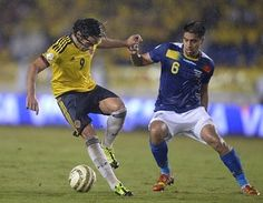 @Colombia Selection: Colombia 1 Ecuador 0: #RadamelFalcao