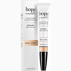 Philosophy Hope for Everywhere Continuous Concealer Shade 65 *** Click image to review more details.