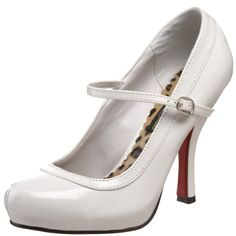 Amazon.com: Funtasma by Pleaser Women's Pretty Mary Jane Pump: Shoes