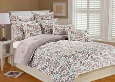 Thro by Marlo Lorenz 6075 Selma Bird 68 by 86-Inch Microplush Bedding Set, Twin, Aqua Thro by Marlo Lorenz http://www.amazon.com/dp/B00BDGUBNG/ref=cm_sw_r_pi_dp_-XZLvb0RPCNBG
