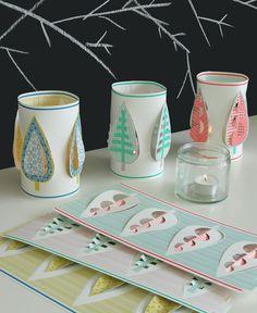 Paper lanterns by jurianne matter