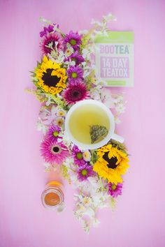 BooTea's 14 Day Teatox is pure, natural, and preservative-free!