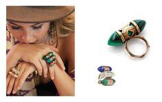 Pamela Love, rings