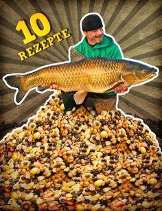 Rezepte zum Karpfenangeln mit Mais, Tigernuss & Co | Recipes für fishing particles