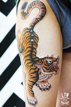 tiger by ltwtattoo.com