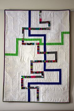 Art Quilted Wall Hanging