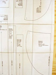How to make a PDF sewing pattern. Helpful!