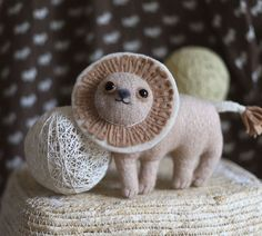 "MUTA toys on Instagram: ""Lion for little Roman ✨ . . .  #creature #handmadedoll #arttoy #designertoy #vintagetoy #toymaker #dollmaker #sewing #sewfun #textilart…"" Doll Maker, Designer Toys, Piggy Bank, Vintage Toys, Roman, Lion, Creatures, Sewing, Etsy"
