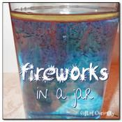 Patriotic Science Experiment and Kindergarten Lesson Plan