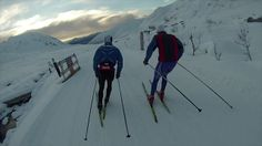 Hatcher Pass - November - APU Men. Training at Hatcher Pass on Nov. 3rd. The APU men doing distance training with some speeds.   HUGE thank ...