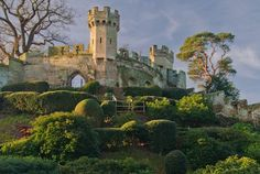 English Castles Photo Gallery, Historic and Scenic castle images, page 7 of 8 Warkworth Castle, Visit Devon, Warwick Castle, Medieval Fortress, William The Conqueror, English Castles, Fantasy Castle, Architecture Plan, Gothic Architecture
