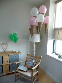 @Heather Keller - birthday theme for you?