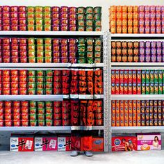 Galerie Paris-Beijing is proud to represent Liu Bolin, internationally known for his camouflage photo-performances series Hiding in the city Liu Bolin, Camouflage, Art Expo, Skin Wars, Supermarket, Hidden Art, Hidden Images, Man Parts, Invisible Man