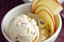 Toffee apple ice cream – Recipes – Slimming World