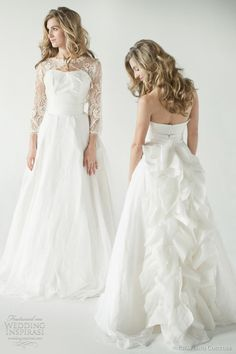 Chaviano Couture 2012 bridal collection