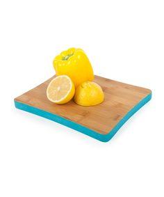 Aqua 10'' Cutting Board