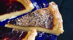 Tarte de pastel de nata com canela – Observador