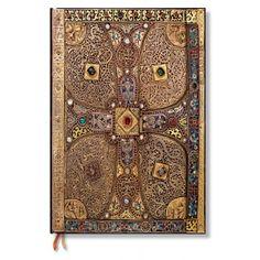 Lindau Gospels - Grande - Unlined - PaperBlanks