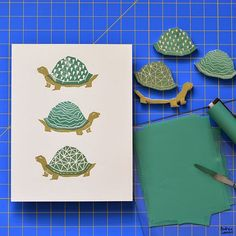 Linocut printmaking and surface pattern design by licensing artist Andrea Lauren, author of Block Print. Stamp Printing, Printing On Fabric, Screen Printing, Stencil, Eraser Stamp, Stamp Carving, Fabric Stamping, Handmade Stamps, Linoprint