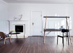 Woud, marque danoise, nouvelle marque design, lovely market