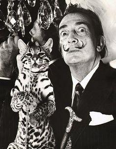 10 curious facts about Salvador Dalí. Edward Pfizenmaier, Salvador Dali