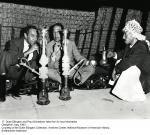 Duke Ellington and Paul Gonsalves in Iraq