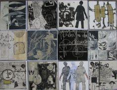 Artwork by Susan Hurrell-Fieldes - SAW artist NZ Art Show 2013