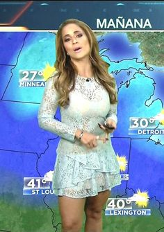 Itv Weather Girl, Hottest Weather Girls, Sexy Outfits, Summer Outfits, Jackie Guerrido, Getting Spanked, Amazing Women, Cool Girl, Girl Fashion