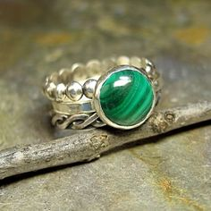 Stacking rings by Lavender Cottage - them them all!