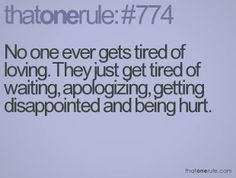 dissapointment quotes | Disappointment Love Quotes...