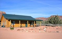 VRBO.com #407342 - Goldena's Cabin in Kanab- Great Views, Built in 2012