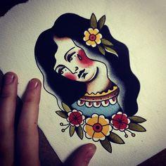 al-od:  #witchwood #witchwoodtattoo #tattoo #traditionaltattoo...