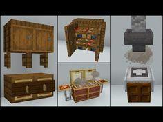 Minecraft Bauwerke, Construction Minecraft, Minecraft Welten, Minecraft Mansion, Minecraft Cottage, Easy Minecraft Houses, Minecraft House Tutorials, Minecraft House Designs, Minecraft Decorations