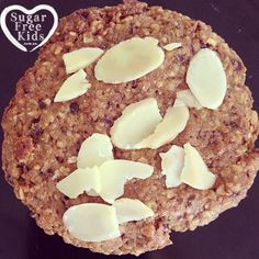 Lactation Cookie recipe (Sugar free. Can be gluten, dairy, nut and egg free) - Sugar Free Kids