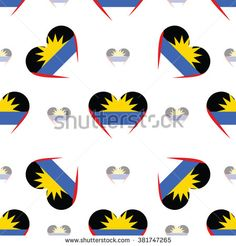Find Antigua Barbuda Flag Heart Seamless Pattern stock images in HD and millions of other royalty-free stock photos, illustrations and vectors in the Shutterstock collection. Antigua And Barbuda Flag, Flag Background, Royalty Free Stock Photos, Illustration, Pattern, Pictures, Image, Photos, Illustrations