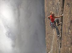 Freestone climb Yosemite Falls