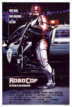 Robocop 27x40 Movie Poster (1987)