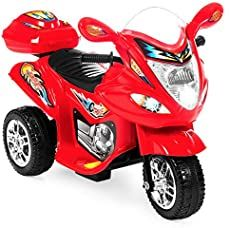 Best Choice Products Kids Ride On Motorcycle Toy Battery Powered Electric 3 Wheel Power Bicyle, Red Online Shopping Usa, Shopping World, International Shopping, Shopping Stores, Big Kids, Cool Kids, Kids Motorcycle, Colorful Frames, A Gear