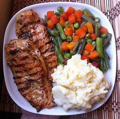 Quick Healthy Snacks, Easy Healthy Breakfast, Healthy Meal Prep, Healthy Dinner Recipes, Diet Recipes, Healthy Eating, Breakfast Ideas, Healthy Food, Healthy Cooking