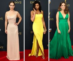 My top 3 looks from the #Emmys2016!